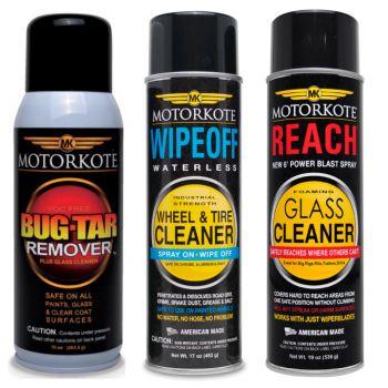 Motorkote Care & Clean Kit