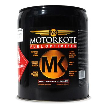 MotorKote Fuel Optimiser 18.9L - Make more power, use less fuel - Save Money!