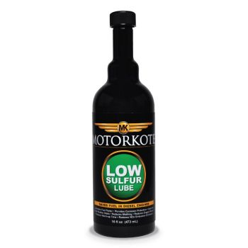 MotorKote Low Sulphur Lubricant - Get back the lube ULSD takes away!