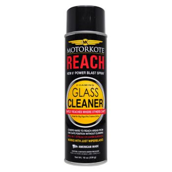 Motorkote Reach Power Blast Foaming Glass Cleaner (561ml)
