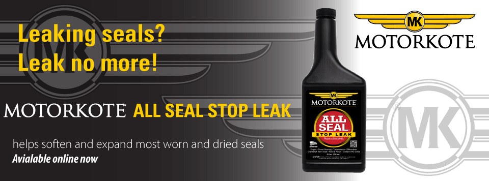 MotorKote All Seal - the stop leak that works!