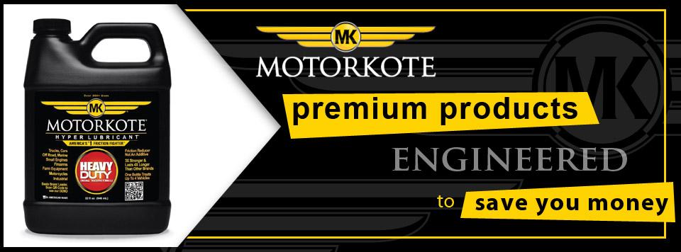 MotorKote - Premium Products Engineered
