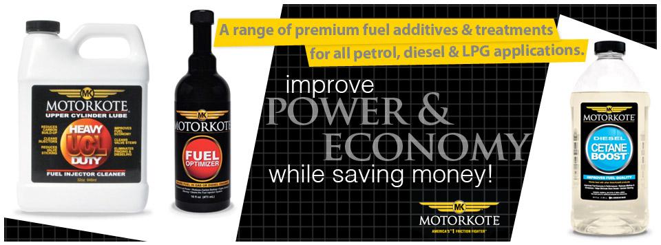 MotorKote - Improve Power & Fuel Economy